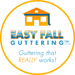 easy fall guttering logo